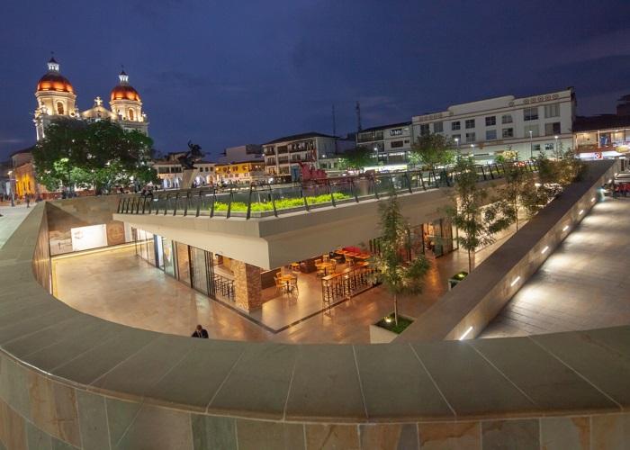 Rionegro, ejemplo de transformación urbana y arquitectónica