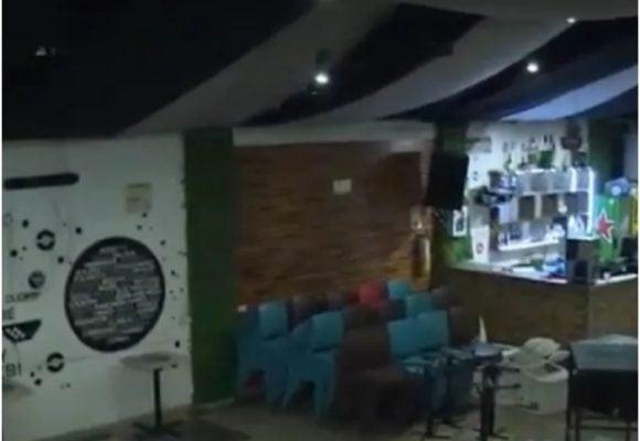 VIDEO: Más de 250 millones robaron ladrones a bar en plena cuarentena