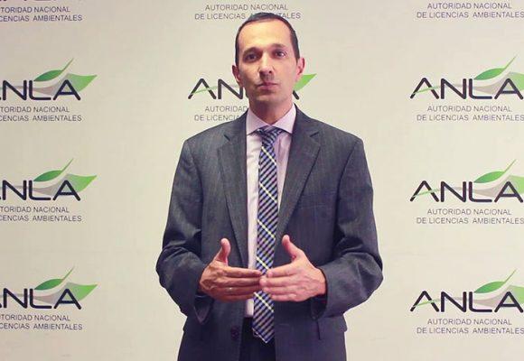 Renuncia director de ANLA, agencias claves del sector minero