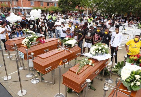 Nos están matando: 33 masacres y más de 6000 homicidios durante 2020