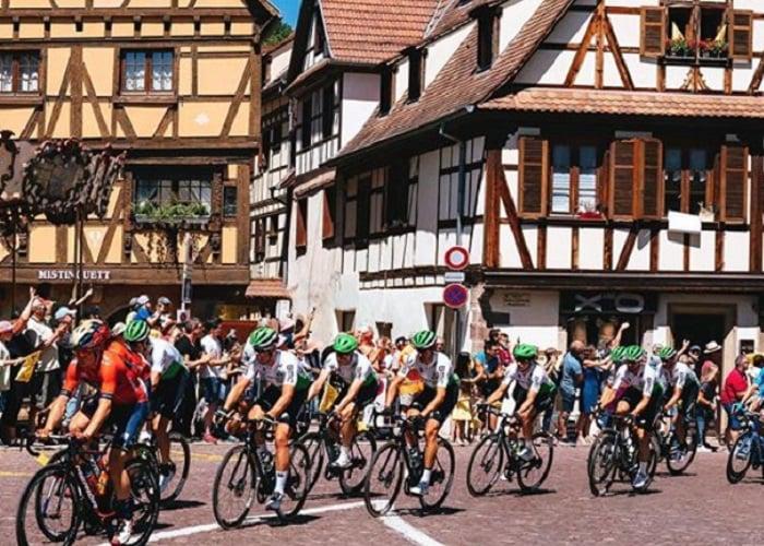 La renovada popularidad de ciclismo en Colombia