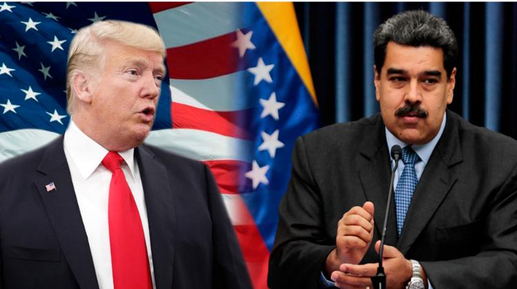 Las implacables sanciones de Trump a Venezuela