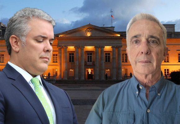 Duque no podrá hablar más de Uribe