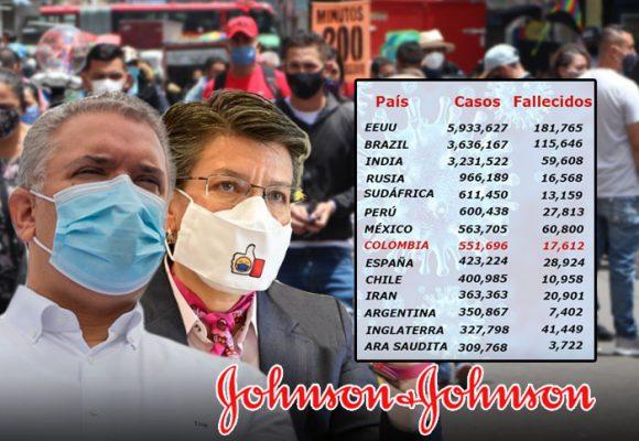 ¿Por qué Johnson & Johnson escogió a Colombia para probar su vacuna?