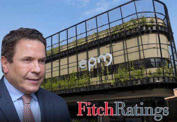 Fitch rebaja calificaciones de EPM a 'BBB-'