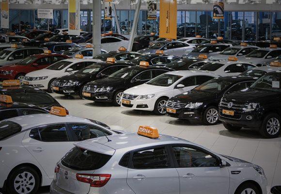 Reactivación del mercado de carros en Colombia