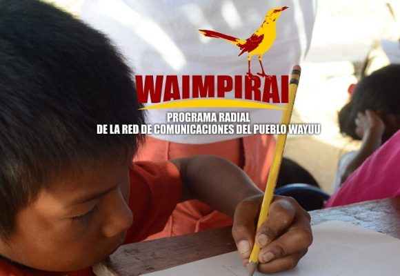 Un homenaje a la infancia wayúu