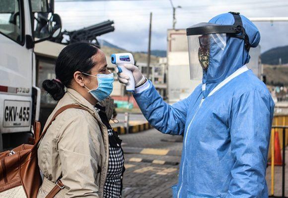 6.555 nuevos contagios y 178 fallecidos más por Covid-19 en Colombia