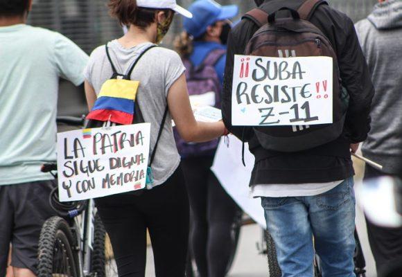 Protestas sin propuestas