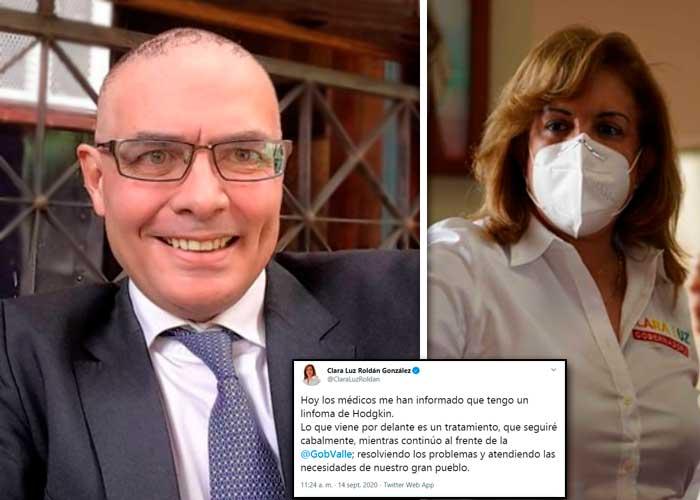 Alejandro Gaviria y su batalla contra el cáncer, la misma que dará la  gobernadora del Valle