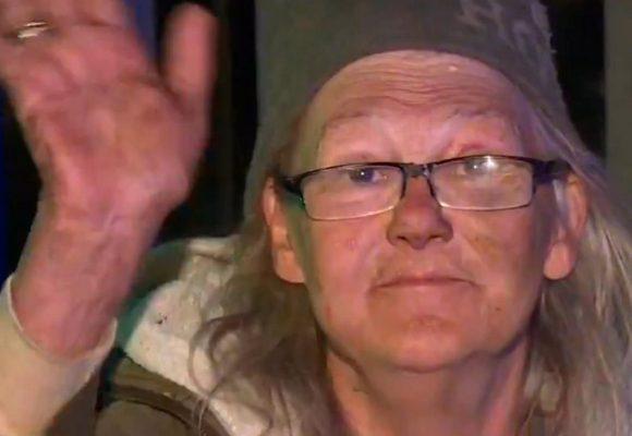 La alemana que quedó atrapada durante la pandemia y ahora vive en las calles bogotanas
