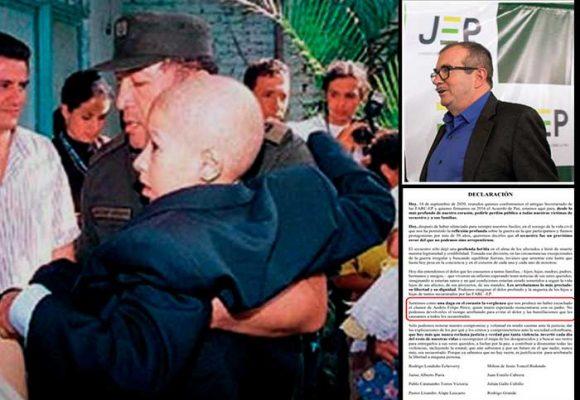 El sufrimiento del niño Andrés Felipe Pérez, una canallada de la que las Farc se arrepienten