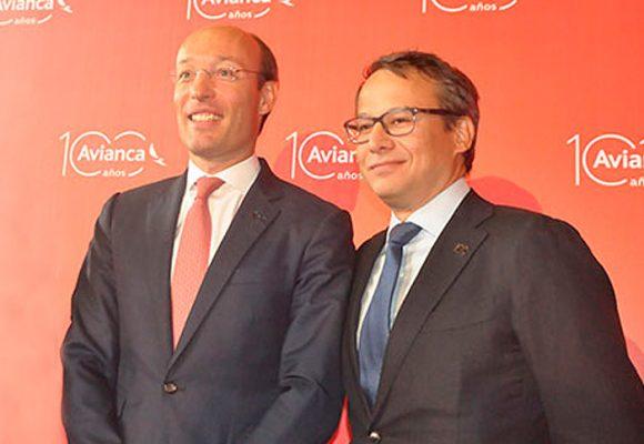 El chileno llave del Presidente de Avianca, otro de los premiados con los mega bonos