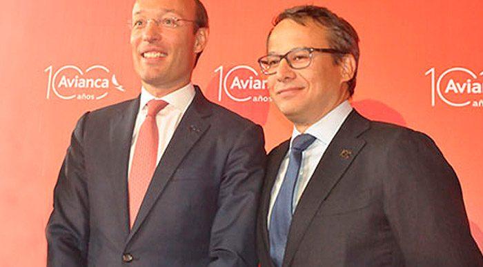 Anko van der Werff y Adrian Neuhauser