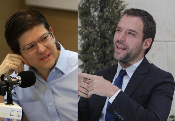 La trapeada de Luis Ernesto Gómez a Miguel Uribe Turbay
