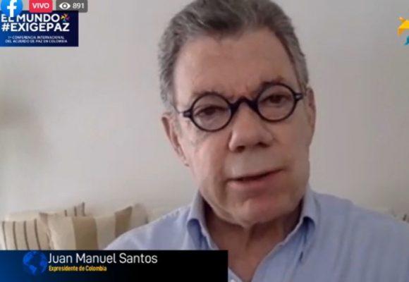 Denuncian ataques cibernéticos en la Conferencia Internacional sobre la Paz en Colombia