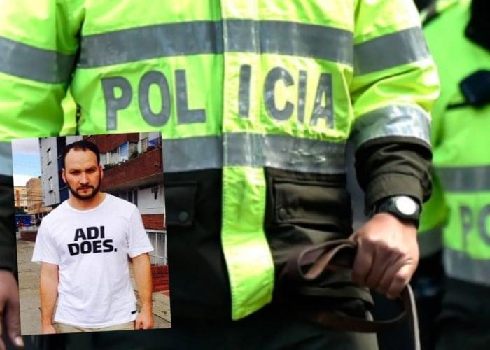 Amenazas de la policía a amigo que presenció el asesinato de Javier Ordóñez