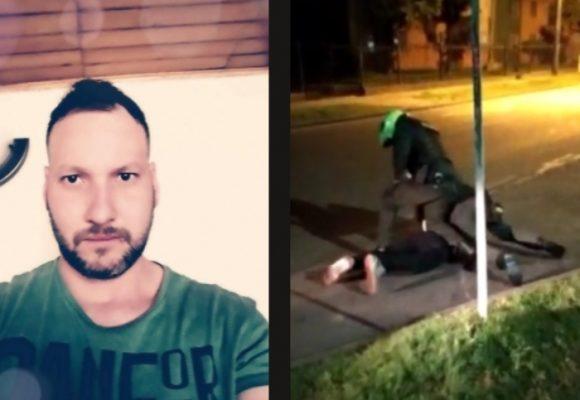 Dieron la cara los dos policías que mataron a Javier Ordoñez