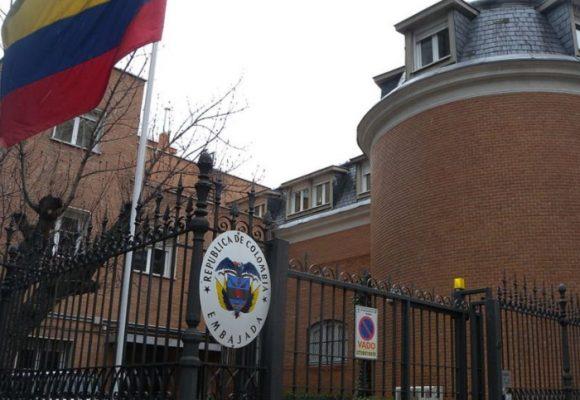 Consulado de Colombia en Madrid: ¿foco de contagio de COVID-19?