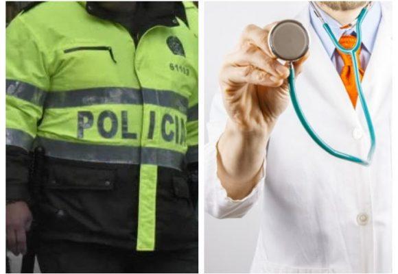 Policías y médicos también son parte del pueblo