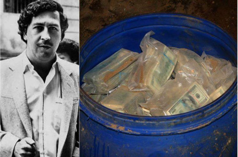 Encontraron la última caleta de Pablo Escobar
