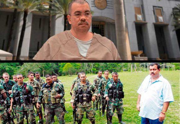 Don Berna, el último comandante de las AUC que queda preso en Estados Unidos