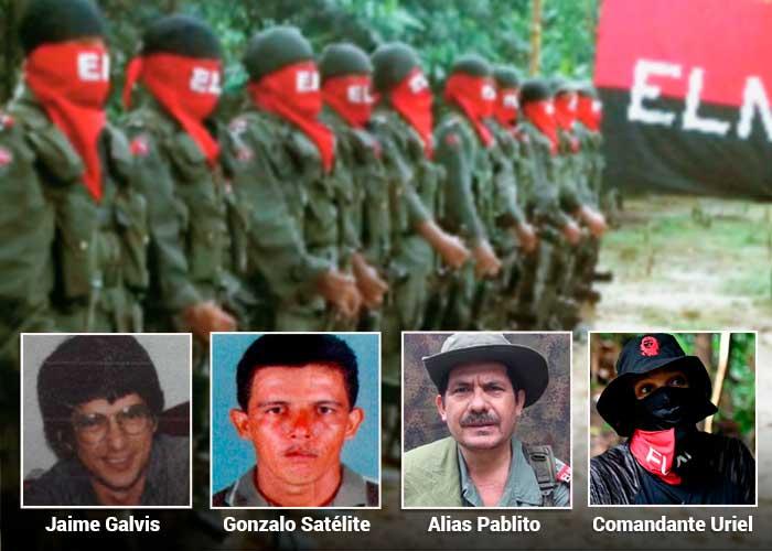 El comandante urbano del Eln que pudo estar detrás de los atentados a los CAI de Bogotá