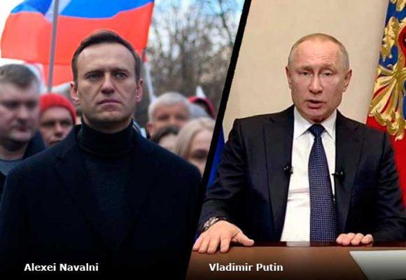 Alexéi Navalni, el último de los envenenados del Kremlin que los alemanes salvaron