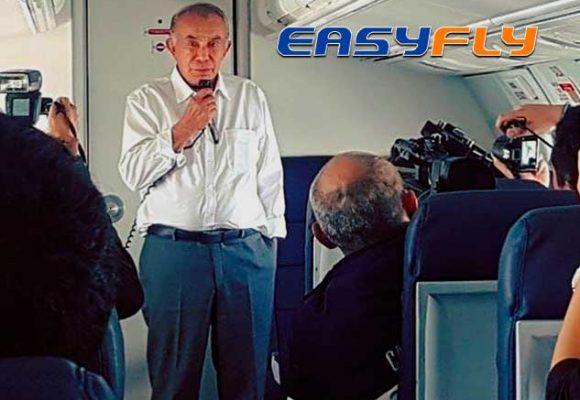 Alfonso Ávila, el creador de Easyfly, aguanta sin que el gobierno le dé la mano