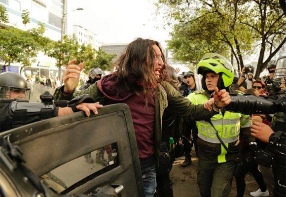 La represión como política de Estado