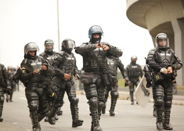 Política contra la gente: la barbarie policial frente a las protestas