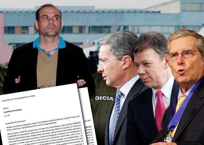 """""""Fui extraditado para callarme"""": Mancuso"""