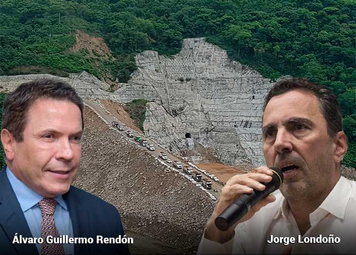 Informe sobre Hidroituango enfrenta 2 gerentes