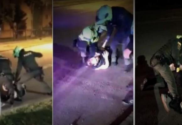 Uno de los patrulleros acusado de asesinar a Javier Ordoñez alega que está loco