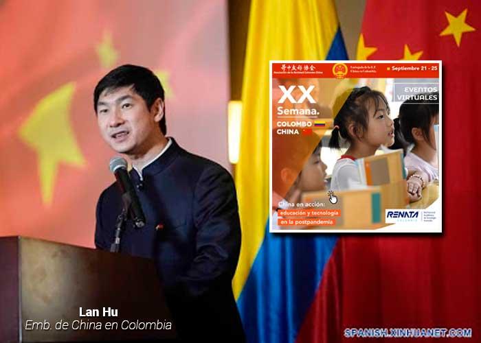 Los chinos también le apuestan a la cultura en Colombia