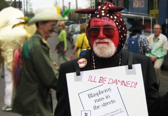 Día Internacional del Derecho a la Blasfemia, una curiosa celebración