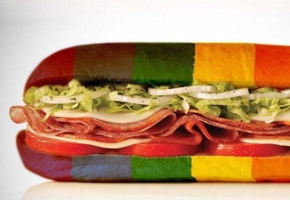 El Estado laico explicado con sándwiches