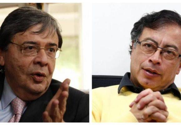 Petro afirma que papá de Ministro de Defensa era colaborador de Pablo Escobar