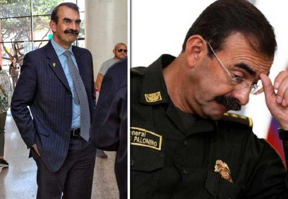 Rodolfo Palomino, el director de la policía que salió por la puerta de atrás