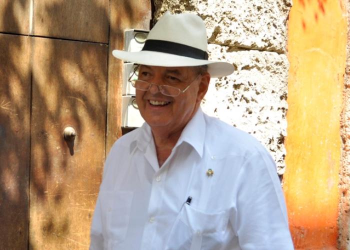 Raimundo Angulo volvió a salir de la clínica tras padecer Covid-19