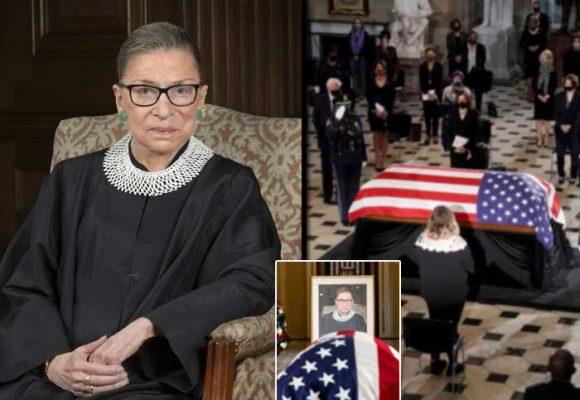 La grandeza de la jueza Ruth Bader Ginsburg