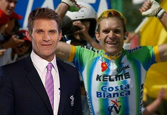 Santiago Botero eliminado del Tour por dopaje pero campeón en la trasmisión