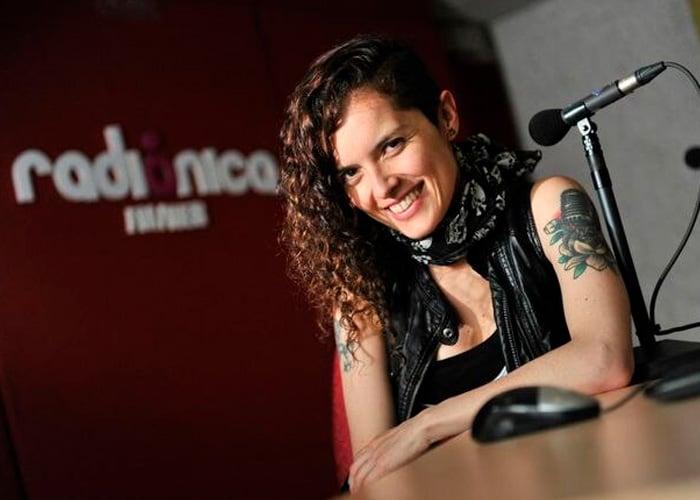 Simona Sánchez, la mujer detrás de Radionica