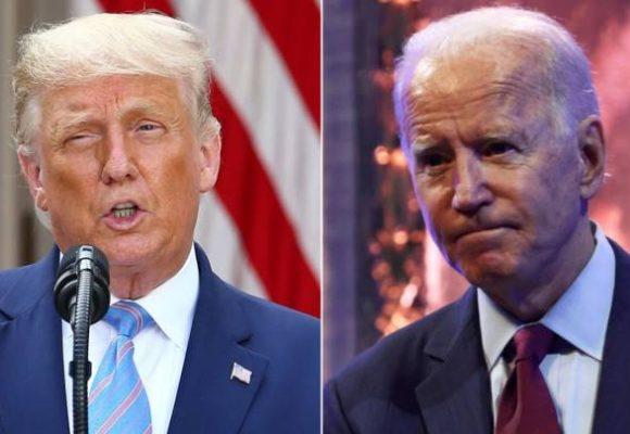 Caos y golpes bajos: así fue el debate Trump vs. Biden