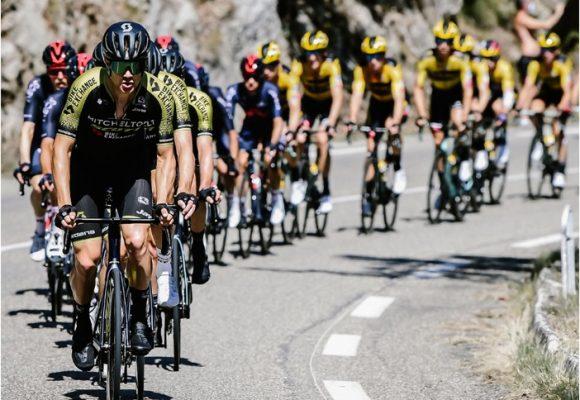 ¡Qué grosería ese Tour de Francia!