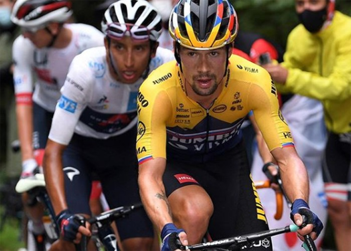 ¿Por qué Egan Bernal le va a terminar ganando el Tour a Roglic?