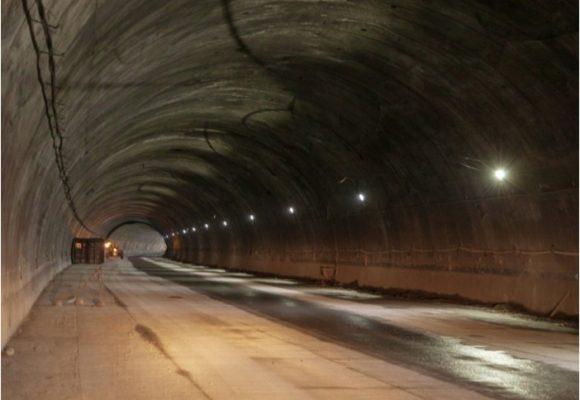 La inauguración del Túnel de la Línea dejó cuatro contagiados