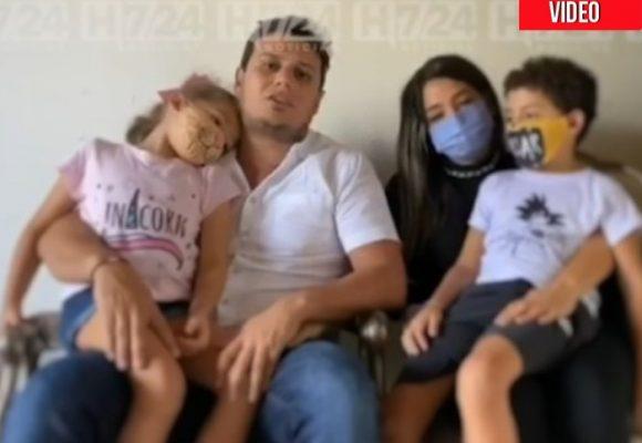 Las disculpas del hombre que golpeó a pediatra y a su empleada en Barranquilla