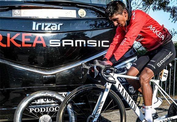 La valentía de Nairo Quintana, orgullo de Colombia