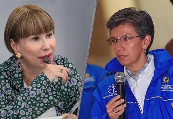 Se profundiza fractura de Gobierno Nacional y alcaldesa